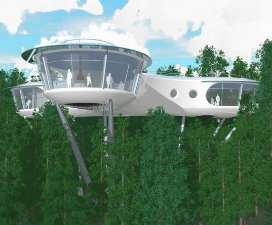 Tree Houses Live Your Childhood Dream In One Of These Arboreal Abodes Gree