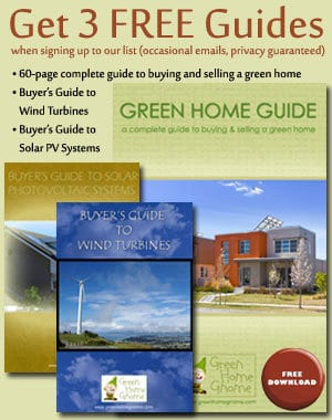 Green home gnome eco friendly houses green homes guide for Green home guide