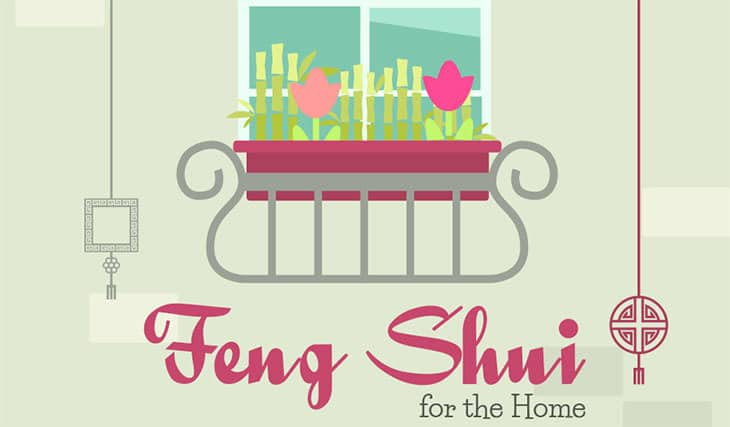 How to Feng Shui Your Home… and Why You Would Want to [infographic]
