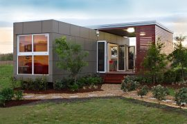 Novo Decko modular home in Australia - Modular homes