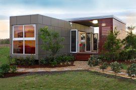 Novo Decko modular home in Australia - Modular homes