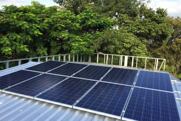 Solar panels - Widespread solar