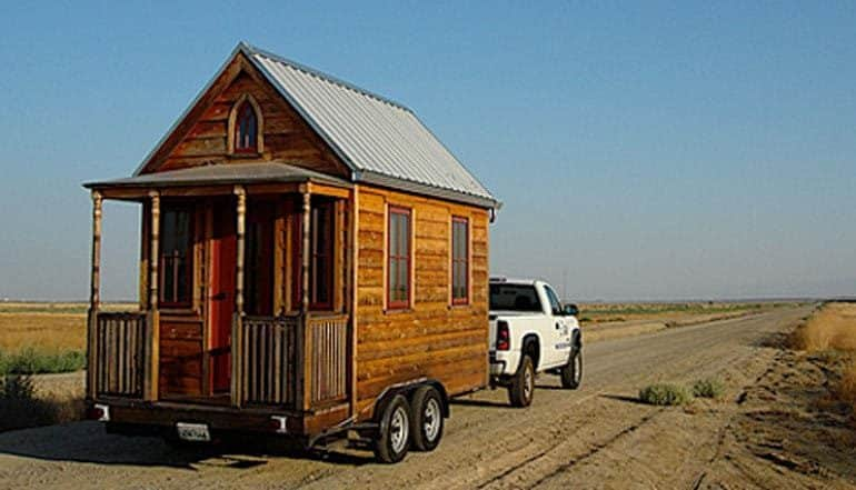 Small and tiny homes