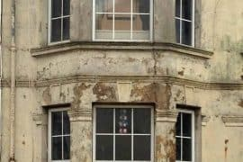 Mouldy Victorian building - Air sealing
