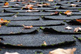 Asphalt roof shingles - Prevention through design