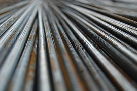 Bars of steel - Steel: the world's most recycled metal