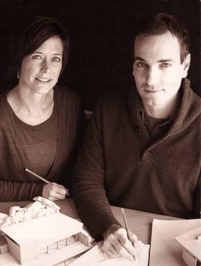 Matt and Brenda of FAD Architects
