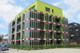 The BIQ building in Hamburg, Germany - The BIQ building