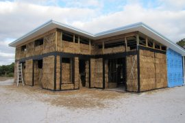 Straw bale house - Q&A interview with FAD Architects