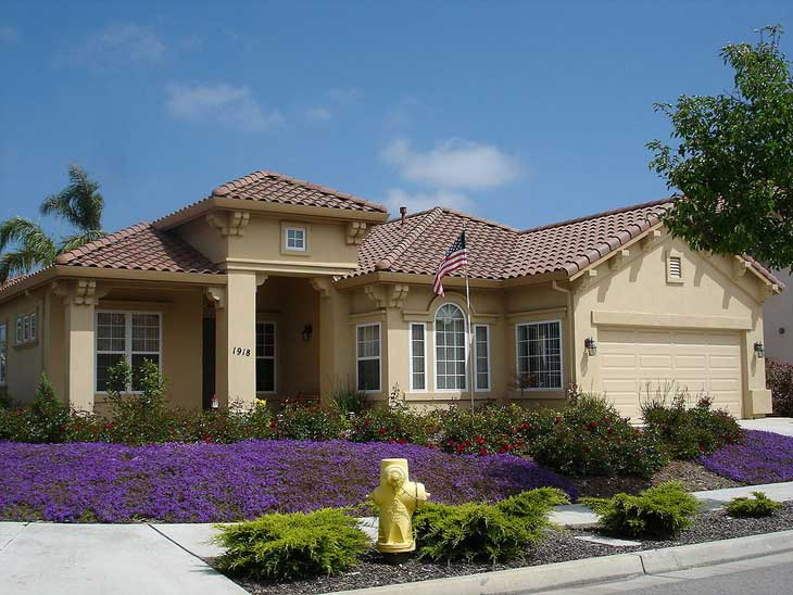 Ranch style home -energy audit