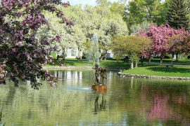 Mirror Lake in Forest Lawn (Buffalo, NY) - Reviving a neighbourhood