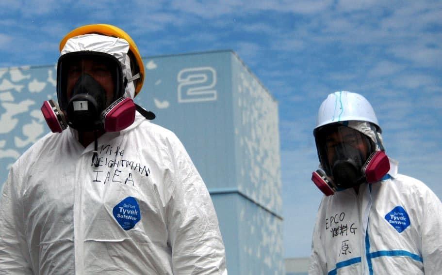 Fukushima nuclear workers