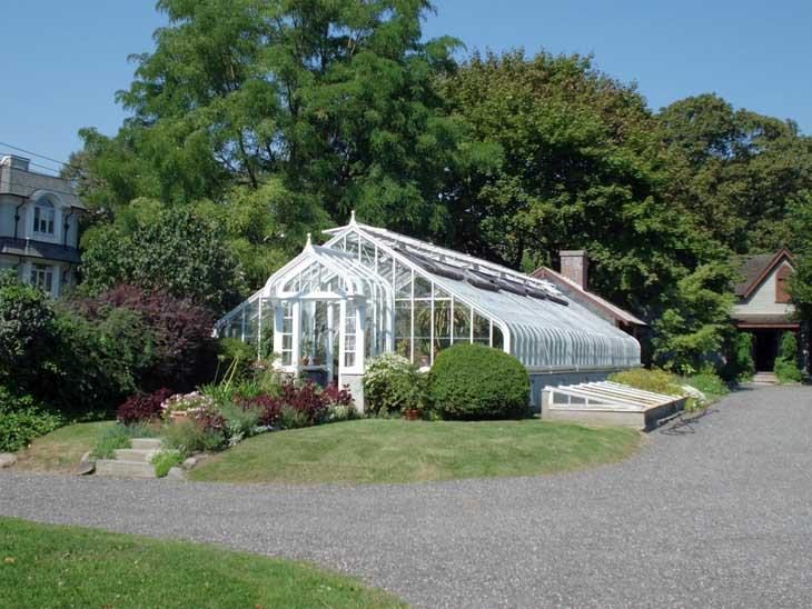 Greenhouse frames