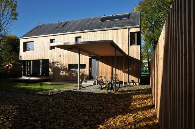 Passive house in Oslo - Creating a design/build team