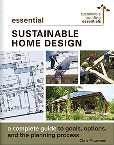 Essential Sustainable Home Design front cover - Creating a green home design team