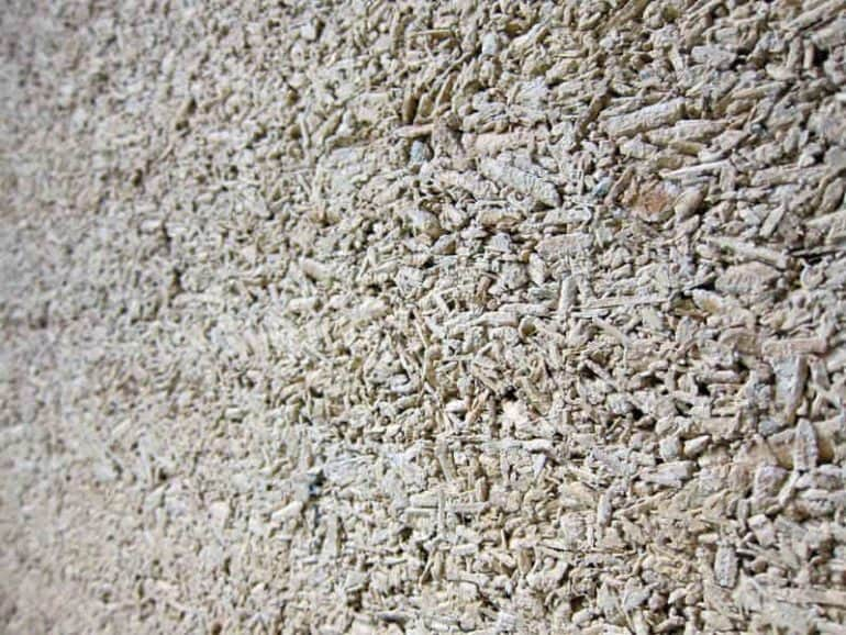 Hempcrete wall - What is hempcrete