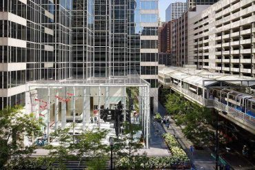 Buildings at 200 West Madison Avenue, Toronto - Sustainable communities