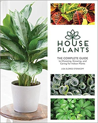 Front cover of Houseplants by Lisa Steinkopf - Want to grow healthy plants?