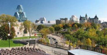 View of Ottawa from Point Champlain - Ottawa, Ontario's very own Passive House