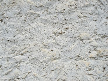 Country stucco - Winter protection