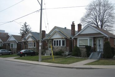 Bungalows in Old East York - Retrofit or rebuild