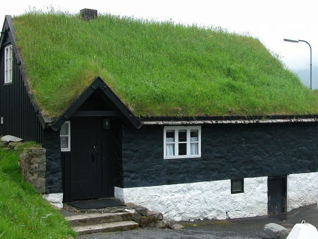 Green roof on house in Norway - 5 Plants to Add to Your Green Roof in a Cold Climate