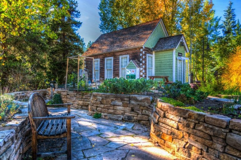 LEED sustainable house