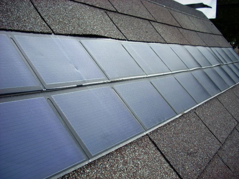 Solar shingles on a roof - 7 frequently asked questions about solar panel installation