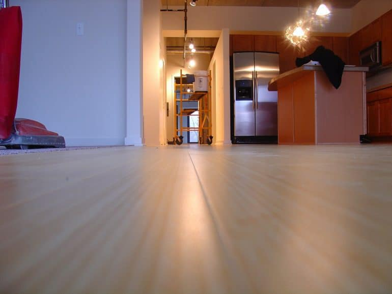 Bamboo flooring - 5 ways to create a cozy, eco-friendly home