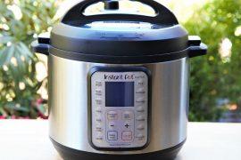 Single Instant Pot - Instant Pot. vs. pressure cooker
