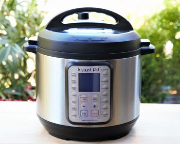 Single Instant Pot - Instant Pot. vs. pressure cooker