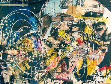 Graffiti wallpaper. Photo from Pexels.