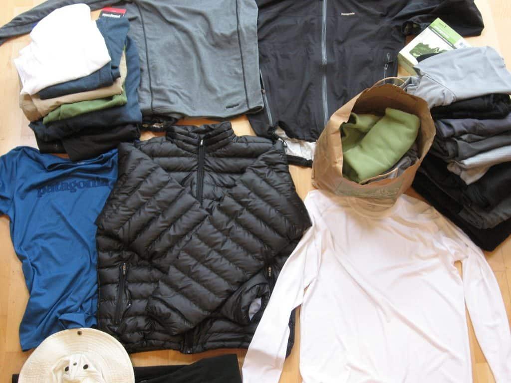 Patagonia jackets. Photo from Revolution_Ferg via Flickr.
