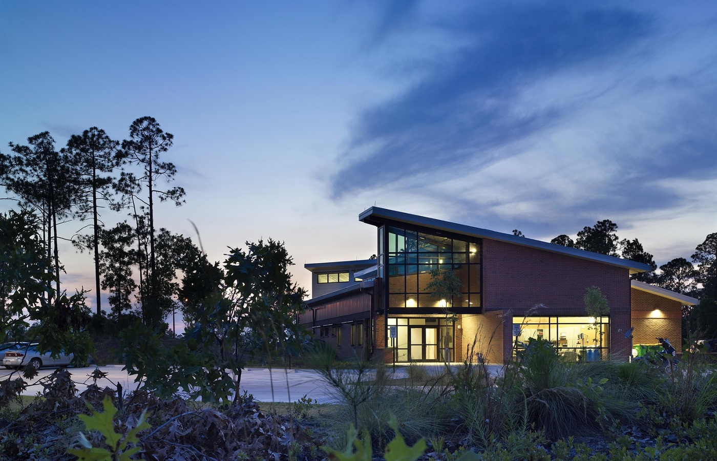 LEED Platinum certified building. Photo from U.S. Army Corps of Engineers via Flickr.