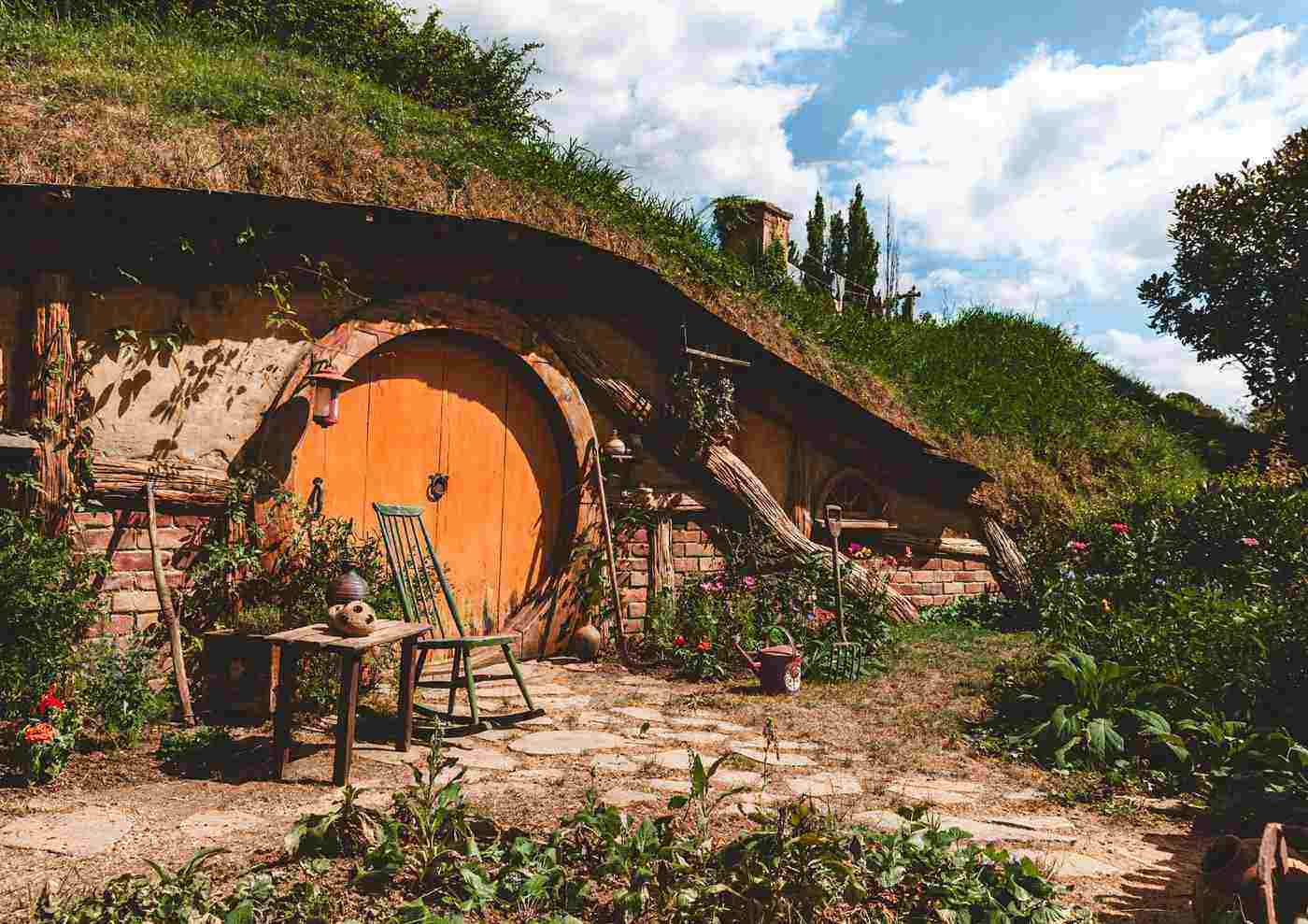hobbit home - what kind of natural building is right for you