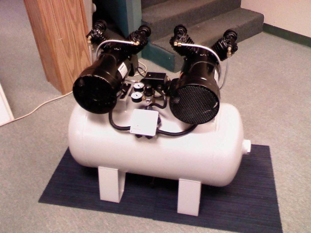 air compressor - choosing a green air compressor