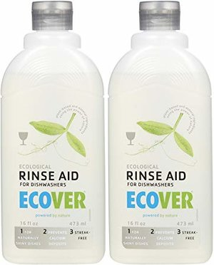ecover rinse aid - best safe and non-toxic dish soap
