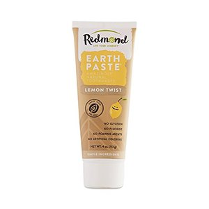 redmond earthpaste - healthiest and best toothpastes for children