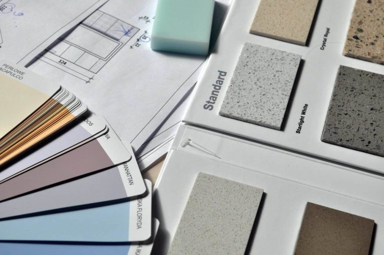 paint and tile samples - which home improvements are really worth it